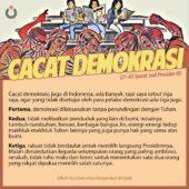 Cacat Demokrasi