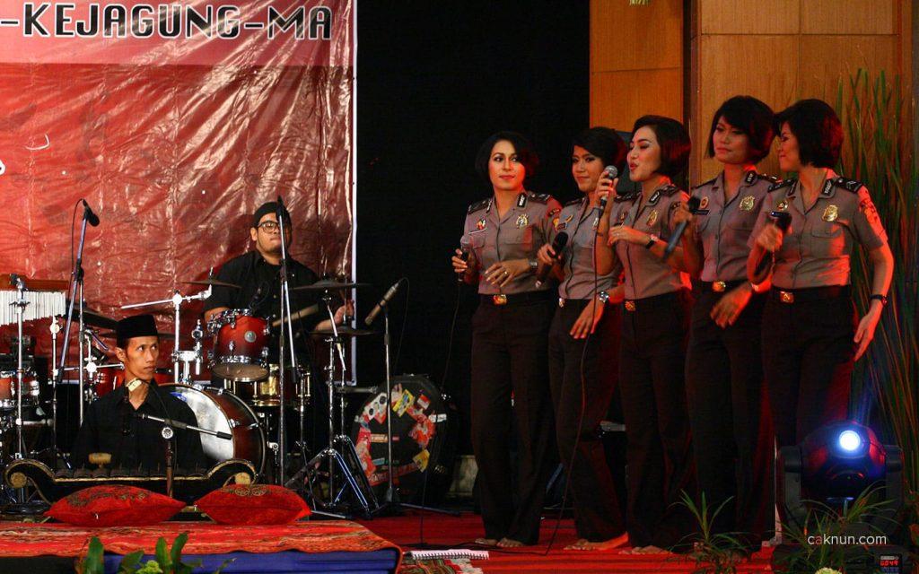 Diva Baranita, KiaiKanjeng, Sarasehan Budaya KPK