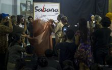 Peluncuran Resmi Majalah Sabana oleh Ashadi Siregar.