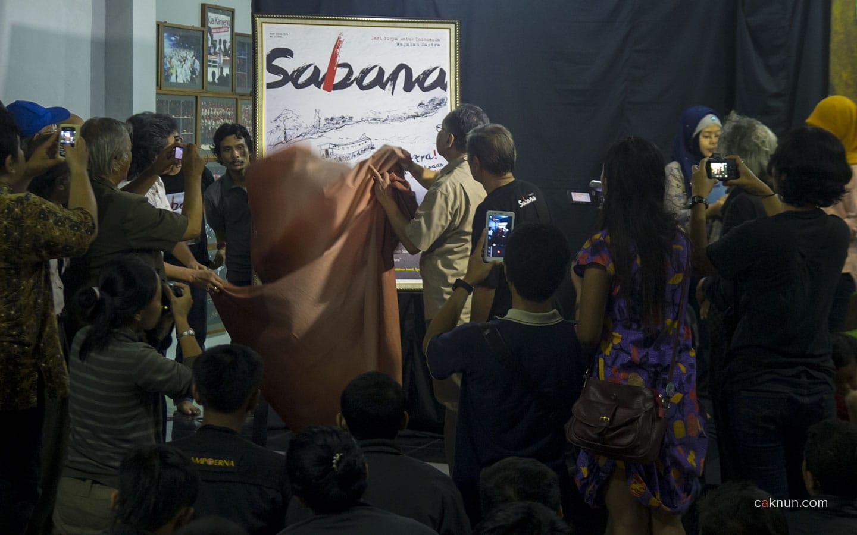 Malam Peluncuran Majalah Sastra Sabana