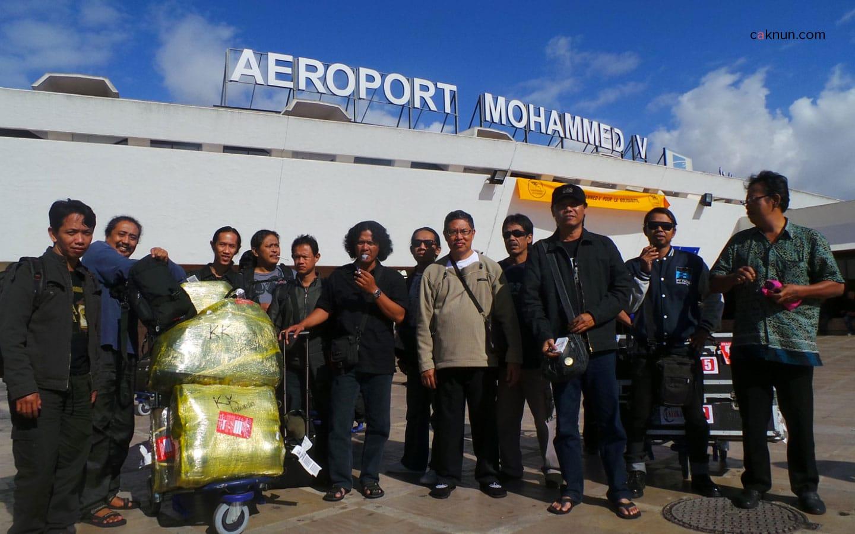 Selamat Datang di Negeri Kami: Maroko