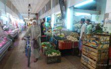 Pasar tradisional di Maroko