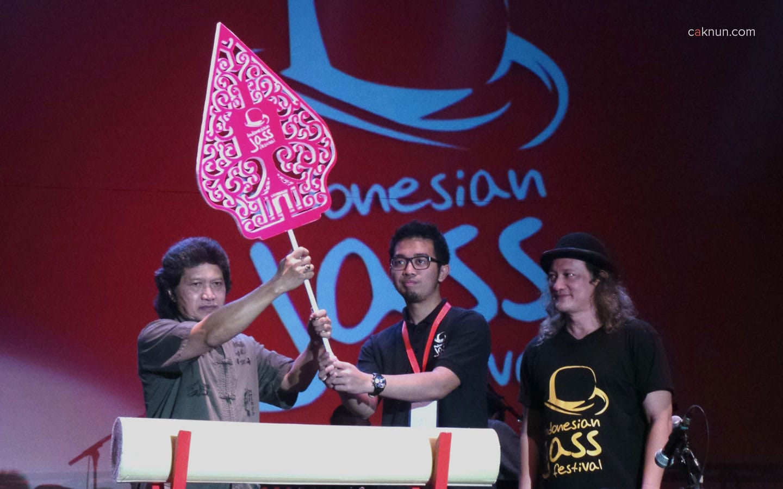 Cak Nun Buka Indonesian Jass Festival