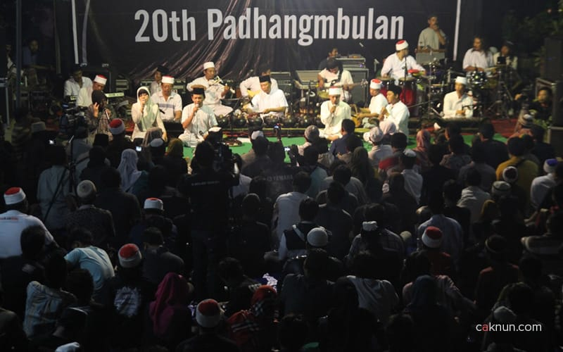 20th Anniversary Padhang mBulan
