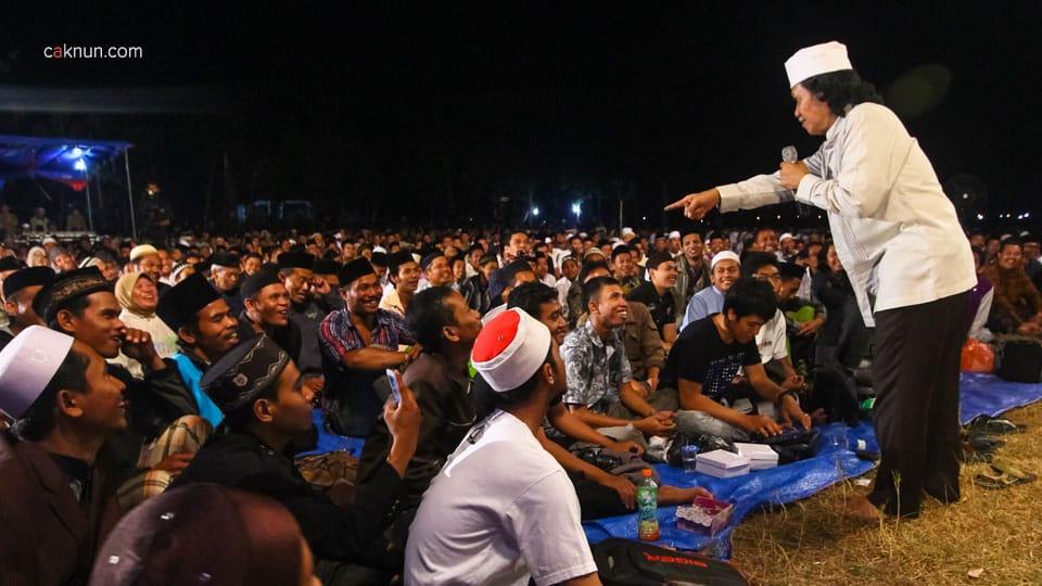 Catatan Perjalanan Cak Nun KiaiKanjeng, Pati, 28 Sept 2014