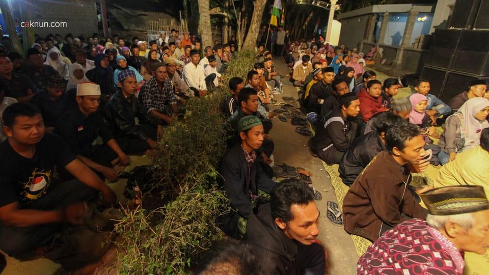 Ngaji Bareng Cak Nun - Mangir - 02