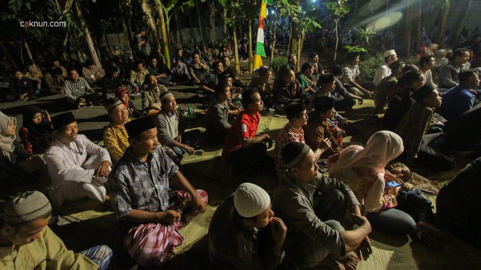 Ngaji Bareng Cak Nun - Mangir - 03