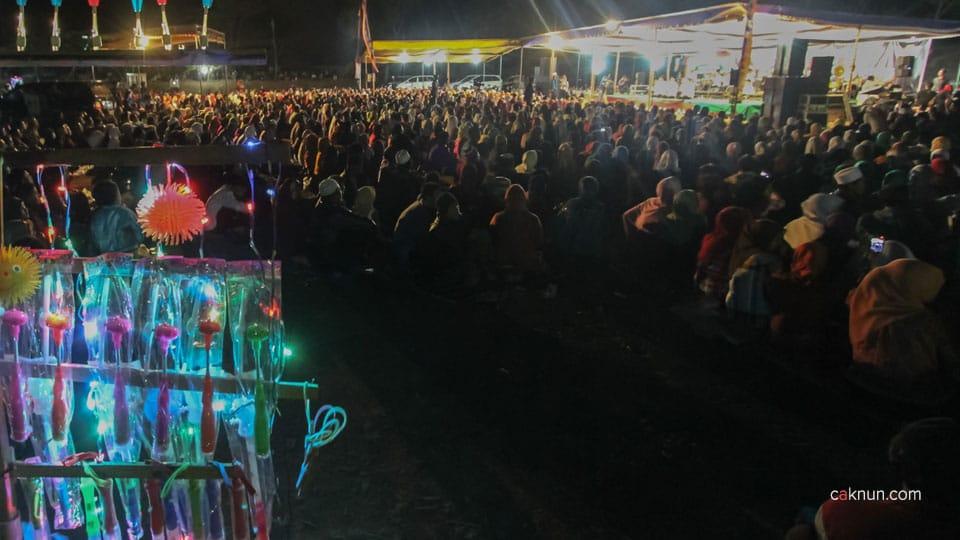 Catatan Perjalanan Cak Nun KiaiKanjeng, Wonogiri, 22 Okt 2014