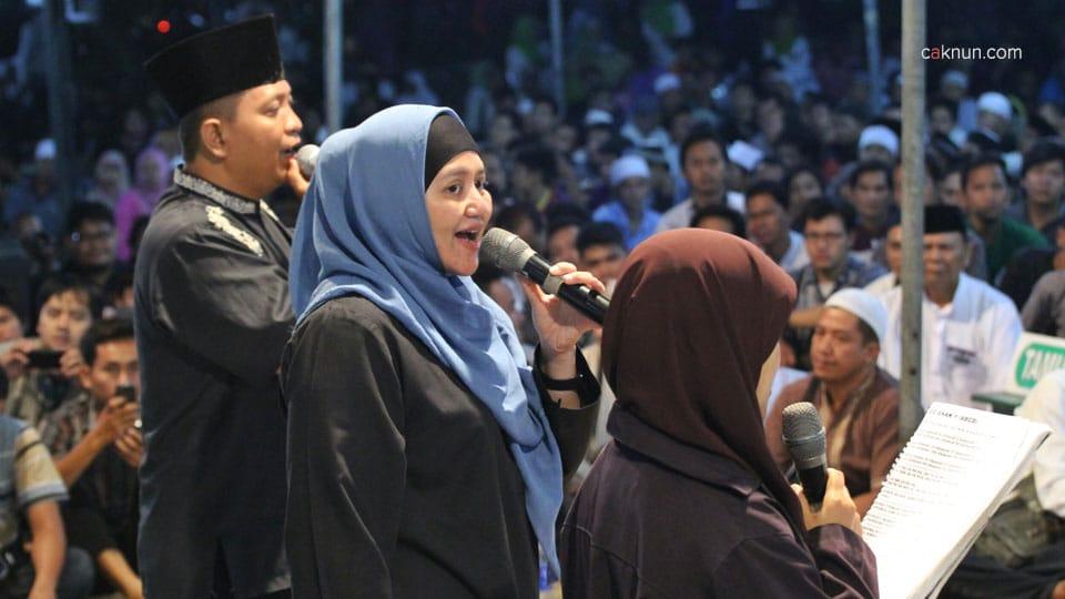 Ngaji Bareng Cak Nun - Baturan - 02