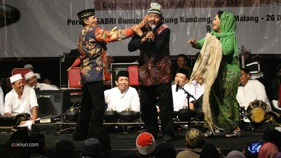 Catatan Perjalanan Cak Nun KiaiKanjeng, Malang, 26 Okt 2014