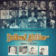 Maiyah PadhangmBulan edisi Juni 2015