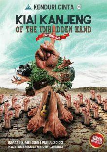 KiaiKanjeng of the Unhidden Hand