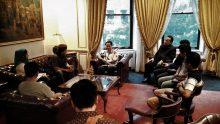 Silaturahmi dengan Konjen RI di New York