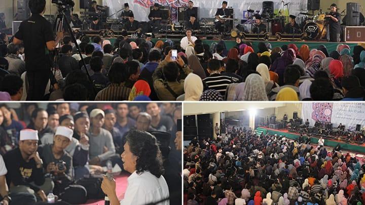 Catatan Sinau Bareng Cak Nun, UIN Sunan Ampel, 30 Desember 2015
