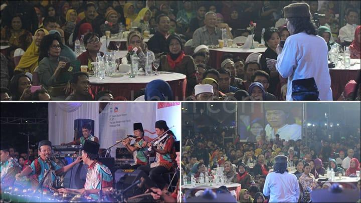 Sinau Bareng Cak Nun KiaiKanjeng, RSAL Surabaya