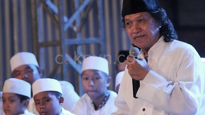 Sinau Bareng Cak Nun, Karah, Jambangan, Surabaya