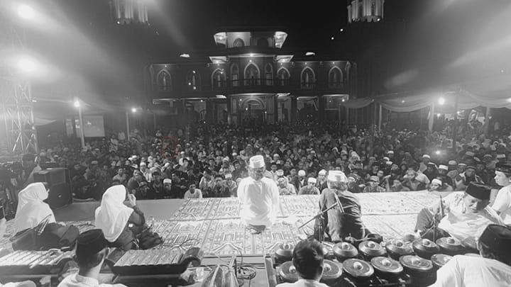 Catatan Sinau Bareng Cak Nun, Masjid Jami' an-Nur, Sukodono