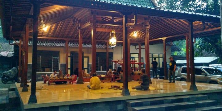 Joglo Rumah Mas Sariyanto