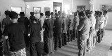 Sholat Jumat di Pendopo Kadipiro