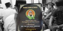 Buku Yasin dan Tahlil Ibu Dewi Islami