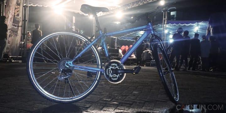 Sepeda Pak Is
