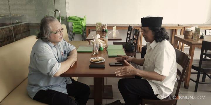 Raja Ahmad di Jakarta, Cak Fuad di Kuala Lumpur