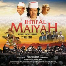 Ihtifal Maiyah, 27 Mei 2016