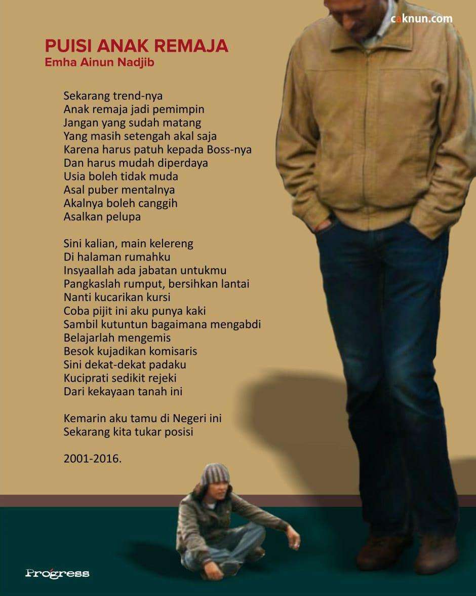 Puisi Anak Remaja