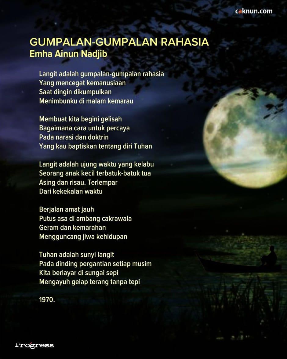 Gumpalan-Gumpalan Rahasia