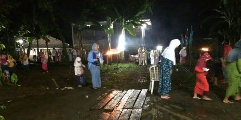 Ketangguhan masyarakat Indonesia yang mengagumkan