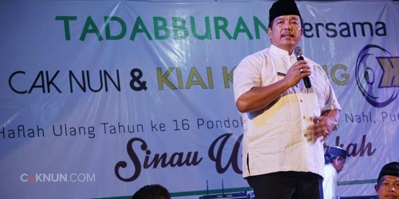 Kajari Purbalingga, T. Banjar Nahor, SH.