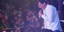 Pendeta Manurung dari Gereja Kristen Indonesia Purbalingga