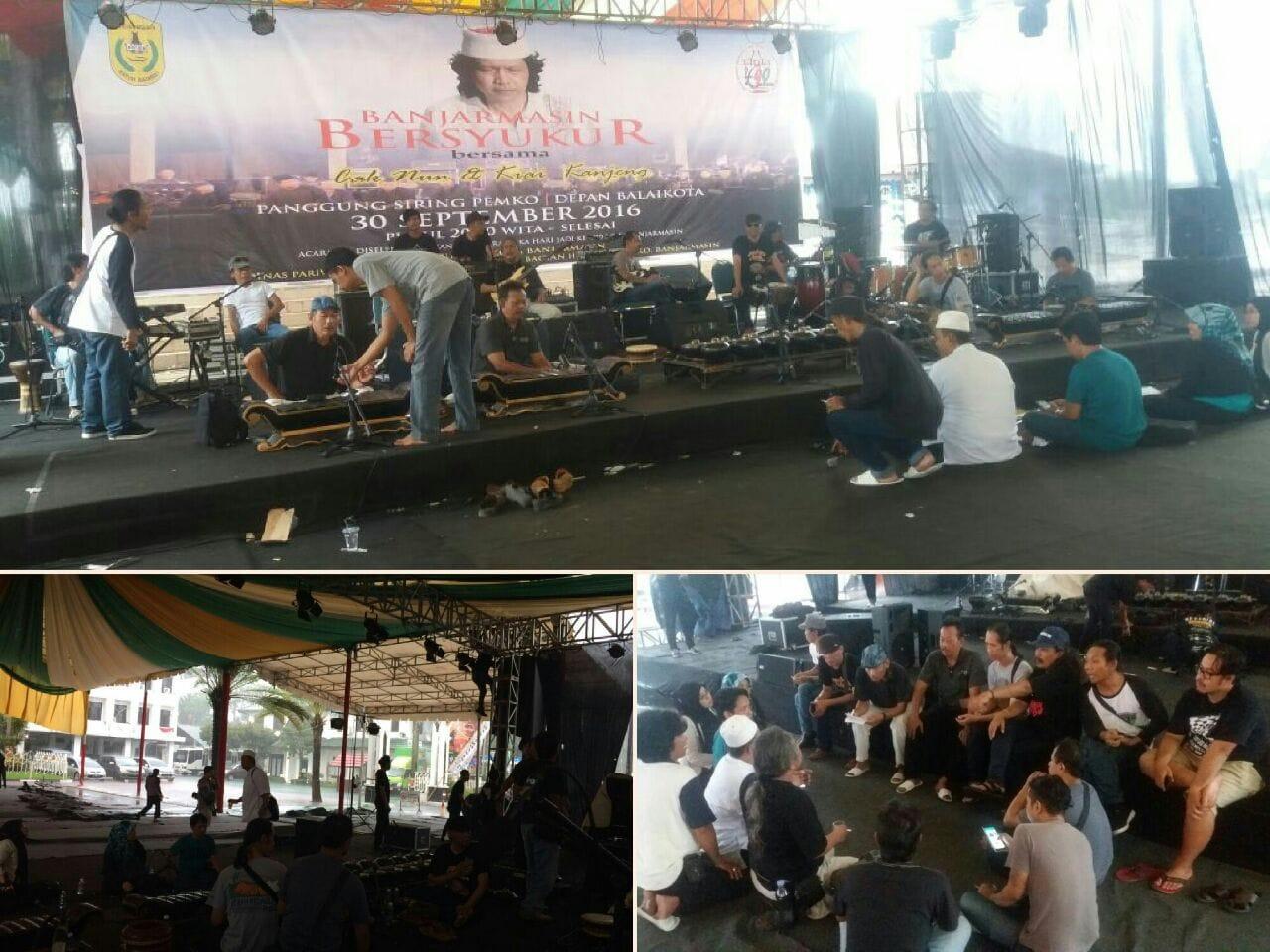 Check Sound Kiaikanjeng