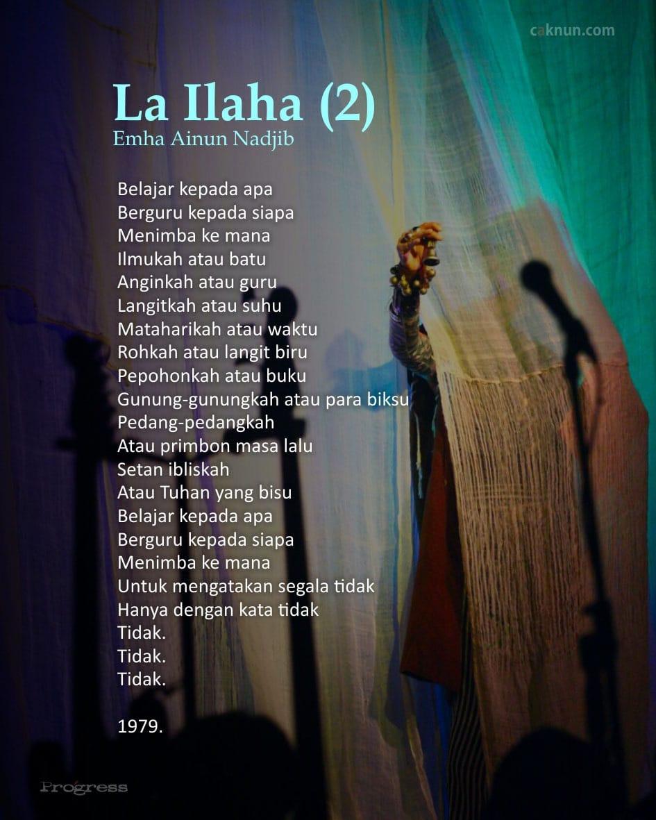 La Ilaha (2)