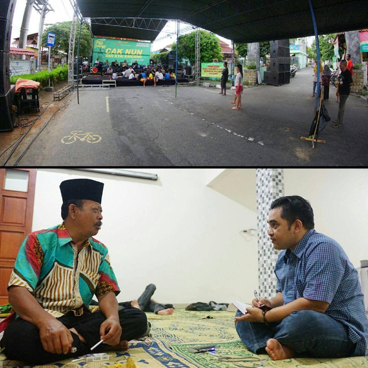 Pak Nevi dan Masa Kecilnya di Kampung Muhammadiyyah
