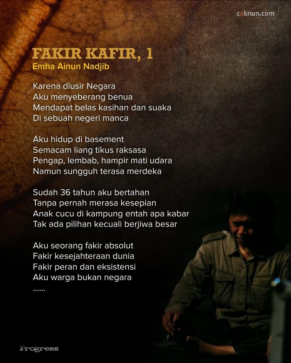 Fakir Kafir, (1)