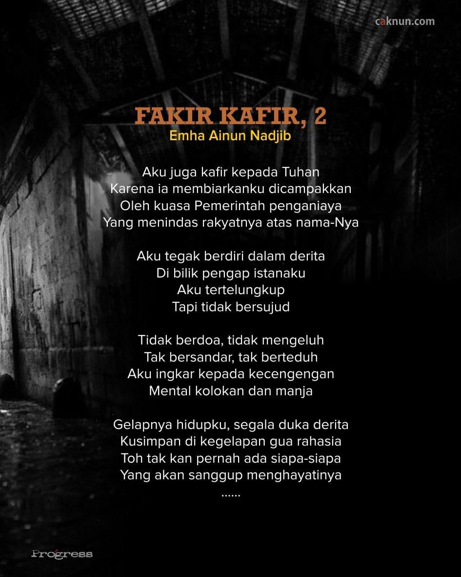 Fakir Kafir, 2