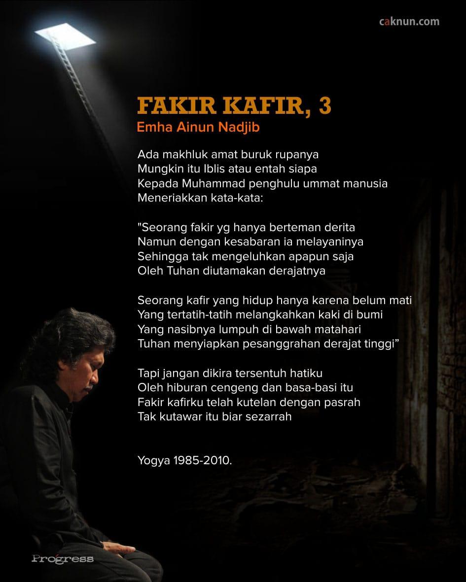 Fakir Kafir, 3