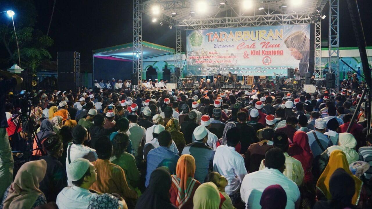 Perjuangan Pemuda Indonesia Pelem Dodol