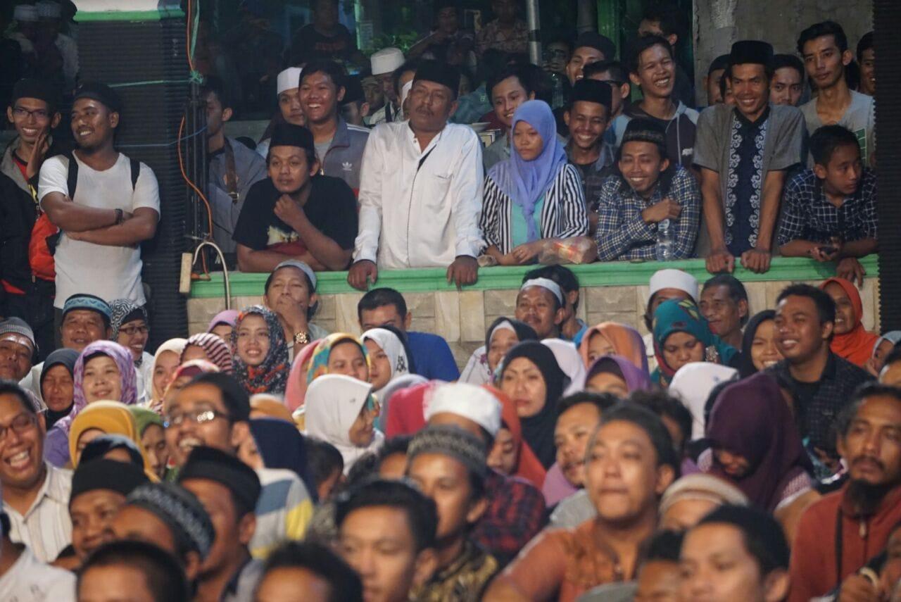 Bloko Sutho tentang Kerukunan