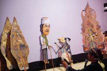 Wayang Cak Nun oleh Ki Sigit Ariyanto