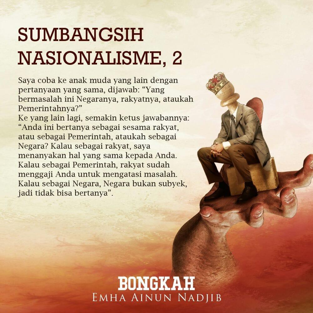 Sumbangsih Nasionalisme, 2