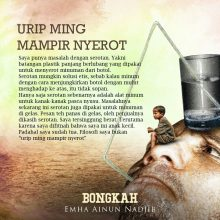 Urip Ming mampir Nyerot