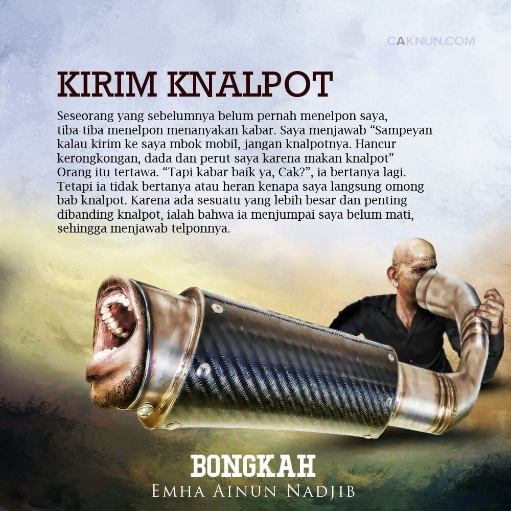 Kirim Knalpot