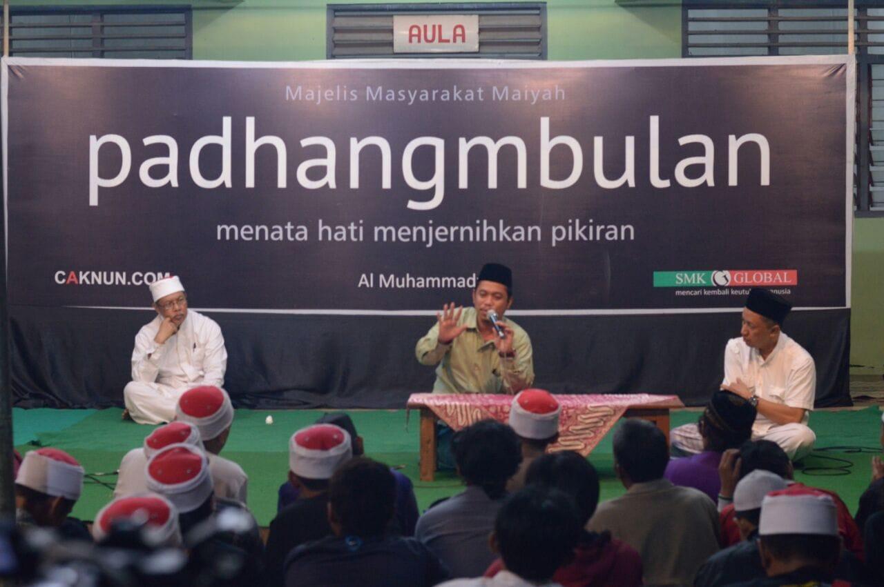 """Padhangmbulan Belajar Memahami Jebakan """"Talbisul Haqqa Bil Bathili"""""""