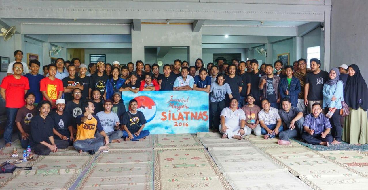 Menyambut 2017 dengan Silatnas 2016 Jannatul Maiyah