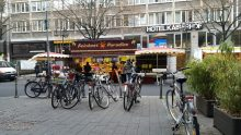 Menyusuri jalan Kaiserstrasse