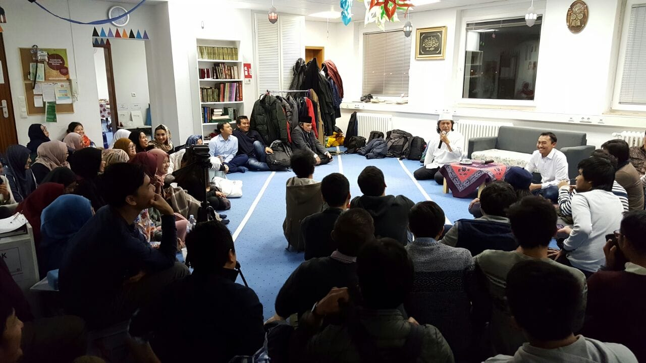 Indonesisch-moslemische Gemeinde in Frankfurt & Umgebung e.V.