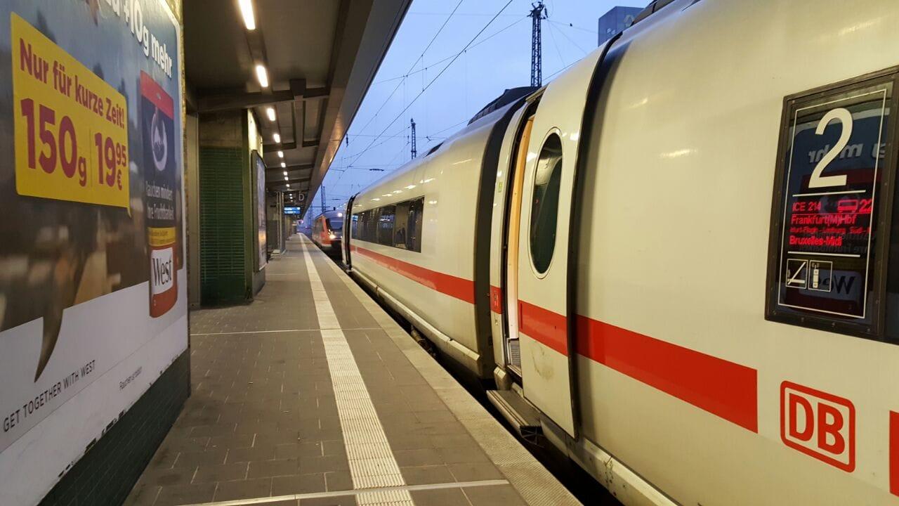 Melanjutkan Perjalanan Ke Belgia