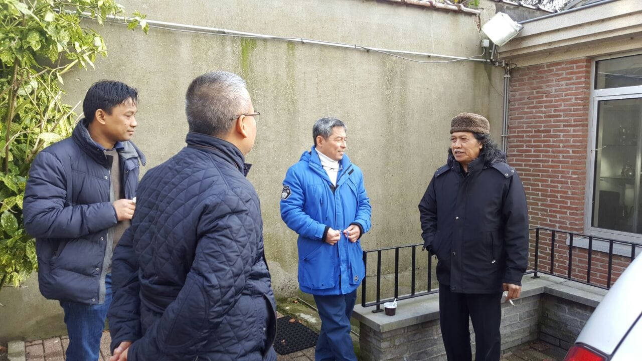 Dua Keyakinan untuk Kedatangan Cak Nun di Brussel
